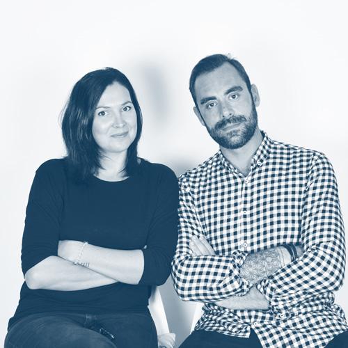 Pierre-Yves Delaitre et Mélanie Génicado