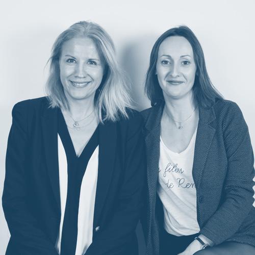 Sylvie Ridard et Nathalie Génicado