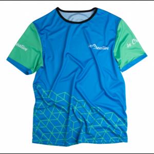 T-shirt de sport personnalisé