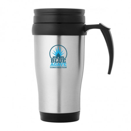 mug de voyage isotherme inox 400 ml