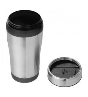 mug de voyage isotherme inox
