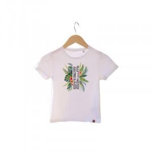 T-shirt personnalisé made in France enfant