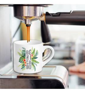 mini mug personnalisé en grès
