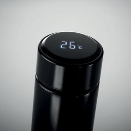 bouteille isotherme avec indicateur de température