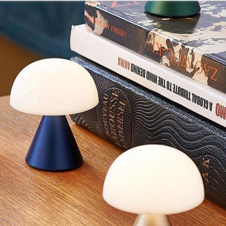 Lampe personnalisable de bureau de marque Lexon