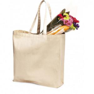 Sac toile coton shopping promotionnel