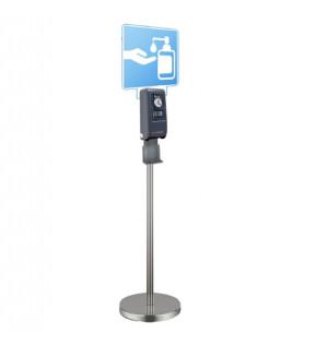 Distributeur gel hydroalcoolique à infrarouge sans contact