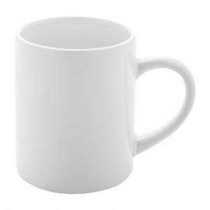 Mug en céramique blanc...