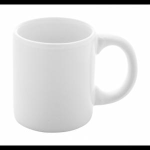 tasse personnalisable blanche