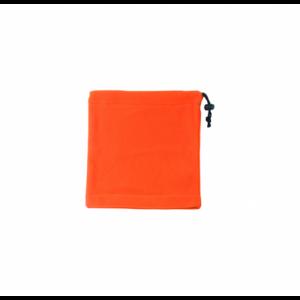 bonnet foulard personnalisé orange