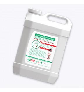 Bidon de solution hydroalcoolique 5L.