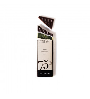 Barre chocolat made in France