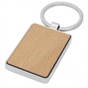 Porte-clés en bois de hêtre...