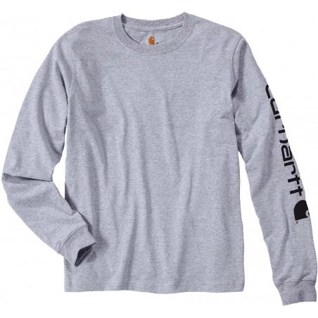 T-shirt à personnaliser logo manches longues