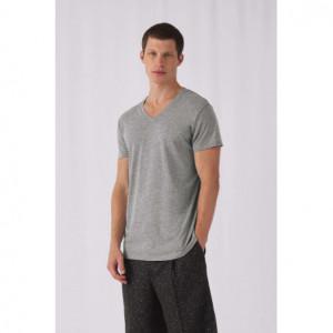 T-shirt triblend col v...