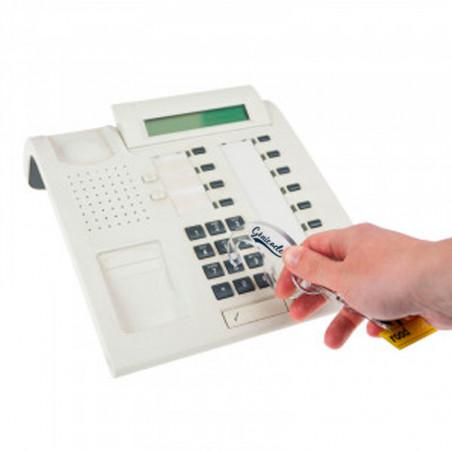 ouvre porte sans contact personnalisable porte clé