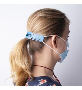 Attache personnalisé pour masque de protection