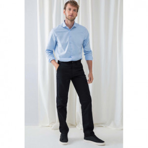 Pantalon chino homme 65/35...
