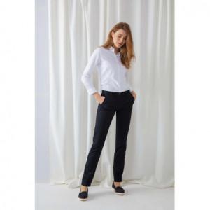Pantalon chino femme 65/35...