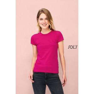 T-shirt femme publicitaire