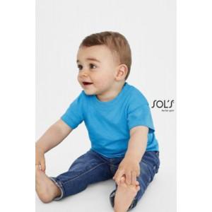 T-shirt bébé publicitaire