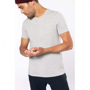 T-shirt col rond manches...