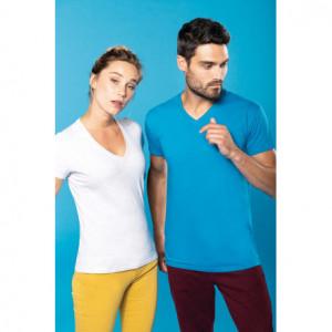 T-shirt bio150 gr/m2 col v homme