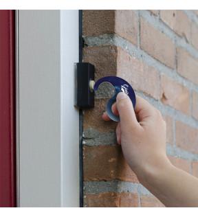 ouvre porte sans contact personnalisable