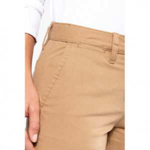Pantalon chino femme - Kariban