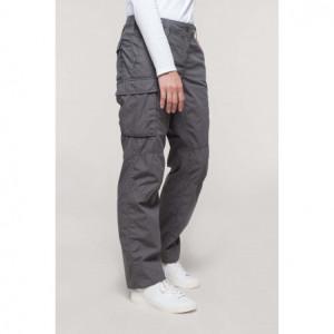 Pantalon léger multipoches...