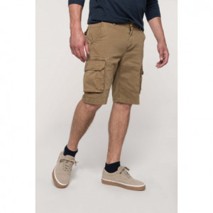 Bermuda multipoches homme...