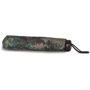 Mini parapluie personnalisé piable style militaire