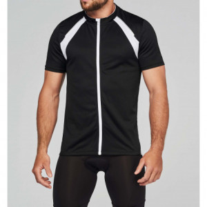 MAILLOT CYCLISTE MANCHES...