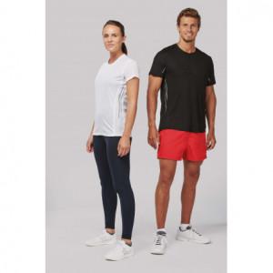 T-shirt bi-matière sport...