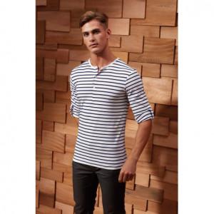 """T-shirt homme """"long john"""" -..."""