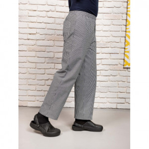 "Pantalon de cuisine ""pull..."
