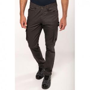 Pantalon multipoches...