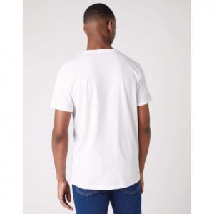 T-shirt logo tee - wrangler