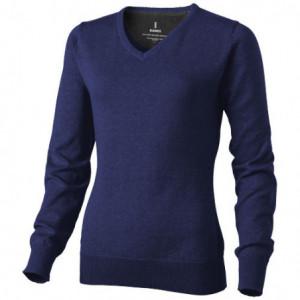 Pullover Col V Spruce Femme