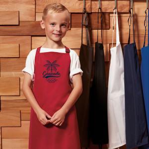 Tablier de cuisine enfant personnalisé
