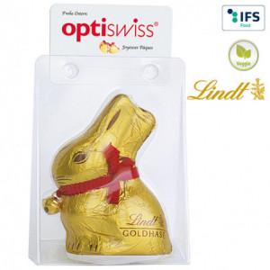 Lapin de Pâques Lindt &...