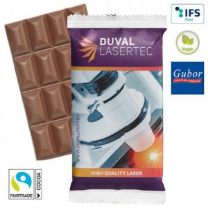 Tablette de chocolat...