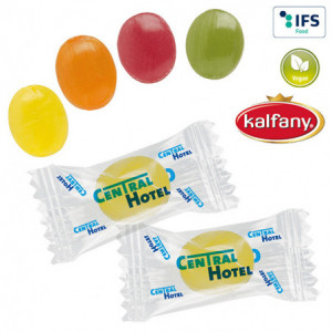 Mini-bonbons en flowpack...