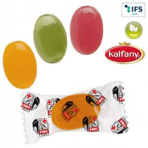 Bonbons en flowpack...