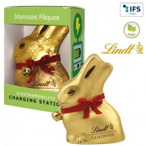 Lapin de Pâques «Lindt &...