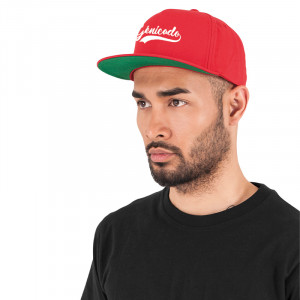 Casquette snapback personnalisable camouflage