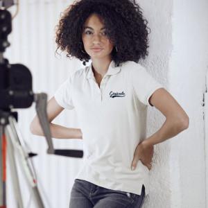 Polo personnalisé manches courtes femme 200 g/m²