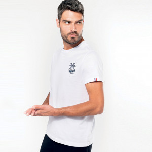T-shirt personnalisé Made in France BIO