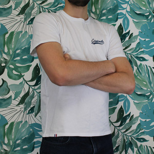 T-shirt publicitaire en coton made in France