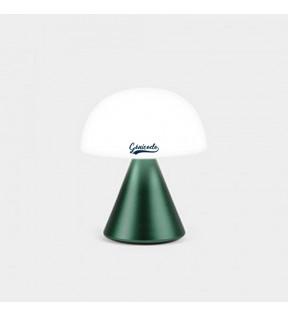 Lampe personnalisée design Mina Lexon vert sombre
